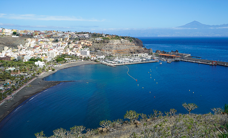 San-Sebastián-de-La-Gomera